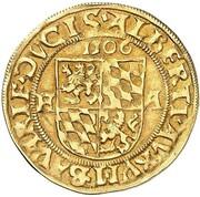 1 Goldgulden - Albert IV – obverse