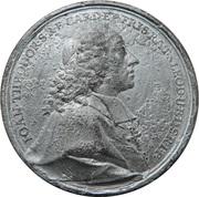 Medal - Johann Theodor of Bavaria – obverse