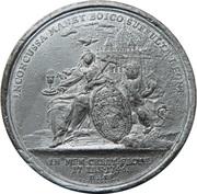 Medal - Johann Theodor of Bavaria – reverse
