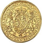 2 Ducat - Maximilian I – obverse