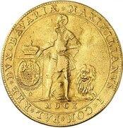 4 Ducats - Maximilian I – obverse