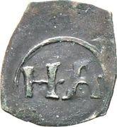1 Pfennig (Vierschlag-Pfennig) - Albrecht IV. – obverse