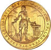 5 Ducat - Maximilian I (Trade Coinage) – obverse