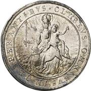 1 Thaler - Maximilian I – reverse