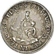 1/9 Thaler - Maximilian I – reverse