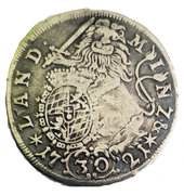 30 Kreuzer - Maximilian II Emanuel – reverse