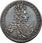 1 Thaler - Maximilian II – obverse
