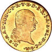 1 Ducat - Maximilian IV. – obverse