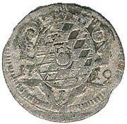 1 Kreuzer - Maximilian II. – reverse