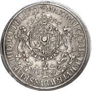 2 Thaler - Maximiliam I – obverse