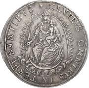 2 Thaler - Maximiliam I – reverse