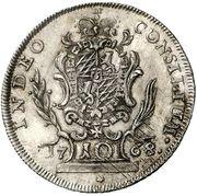 10 Kreuzer - Maximilian III Joseph (Konventionskreuzer) – reverse