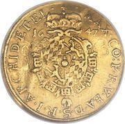 2 Ducat - Maximilian I (Trade Coinage) – obverse