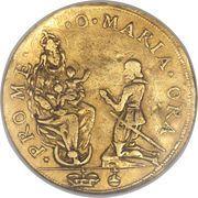 2 Ducat - Maximilian I (Trade Coinage) – reverse