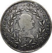 20 Kreuzer - Maximilian I Joseph (Konventionskreuzer) – obverse