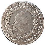 10 Kreuzer - Karl IV. Theodor (Konventionskreuzer) – obverse