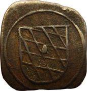 1 Pfennig - Maximilian I – obverse
