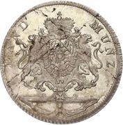 4 Groschen - Maximilian III. – obverse