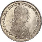 1 Konventionsthaler - Maximilian IV. – obverse