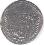10 Pfennig - Maximilian II, Emanuel – obverse