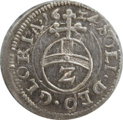 2 Kreuzer - Maximilian I – reverse