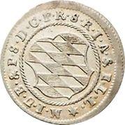 2 Kreuzer - Maximilian Josef III (Kreuzer Landmünze) – obverse