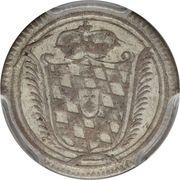 10 Pfennige - Maximilian II Emanuel – obverse