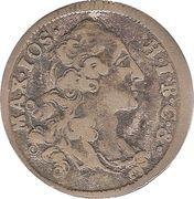 3 Kreuzer - Maximilian III Joseph – obverse