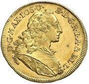 1 Ducat - Maximilian III Joseph (Inngold-Dukat) – obverse