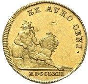 1 Ducat - Maximilian III Joseph (Inngold-Dukat) – reverse