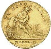 1 Ducat - Maximilian III Joseph (Isargold-Dukat) – reverse
