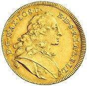 1 Ducat - Maximilian III Joseph (Donaugold-Dukat) – obverse