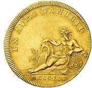 1 Ducat - Maximilian III Joseph (Donaugold-Dukat) – reverse