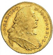 1 Ducat - Maximilian III Joseph – obverse