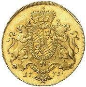 1 Ducat - Maximilian III Joseph – reverse