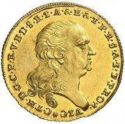 1 Ducat - Karl Theodor (Vikariat) – obverse