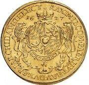 5 Ducats - Maximilian I. (Gold Pattern) – obverse