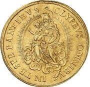 5 Ducats - Maximilian I. (Gold Pattern) – reverse