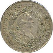 20 Kreuzer - Karl IV Theodor (Konventionskreuzer) – obverse
