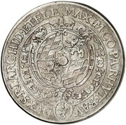⅓ Thaler - Maximilian I – obverse