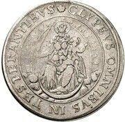 ⅓ Thaler - Maximilian I – reverse
