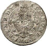 30 Kreuzer - Maximilian I (Kipper) – reverse
