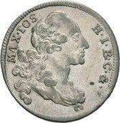 6 Kreuzer - Maximilian III. Josef (Kreuzer Landmünze) – obverse