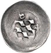 1 Pfennig - Stephan III. der Knäufel and Ludwig VII. -  obverse