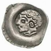 1 Pfennig - Otto II – obverse