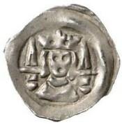 1 Pfennig - Kaiser Ludwig IV (Upper Bavaria) – obverse