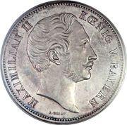 2 Thaler / 3½ Gulden - Maximilian II (New Constitution) – obverse