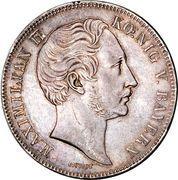 2 Thaler / 3½ Gulden - Maximilian II (Johann Christoph von Gluck) – obverse