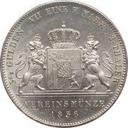 2 Thaler / 3½ Gulden - Maximilian II – reverse