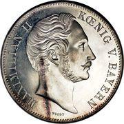 2 Thaler / 3½ Gulden - Maximilian II (Monument) – obverse